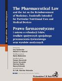 Ebook Prawo farmaceutyczne. The Pharmaceutical Law