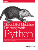 Ebook Thoughtful Machine Learning with Python. A Test-Driven Approach