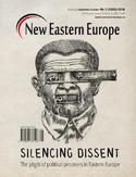 Ebook New Eastern Europe 5/2016. Silencing dissent