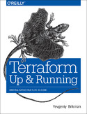 Ebook Terraform: Up and Running. Writing Infrastructure as Code
