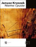 Ebook Nieme i puste