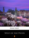 Ebook West of the Pecos