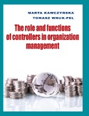 Ebook The role and functions of controllers in organization management