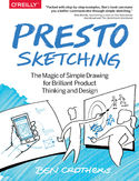 Ebook Presto Sketching. The Magic of Simple Drawing for Brilliant Product Thinking and Design