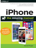 Ebook iPhone: The Missing Manual. The book that should have been in the box. 11th Edition