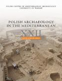 Ebook Polish Archaeology in the Mediterranean 22. Research 2010