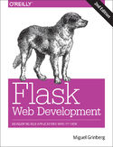 Ebook Flask Web Development. Developing Web Applications with Python. 2nd Edition