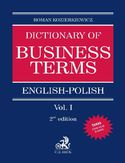 Ebook English-Polish Dictionary of Business Terms. Tom I