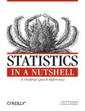Ebook Statistics in a Nutshell. A Desktop Quick Reference