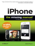 Ebook iPhone: The Missing Manual. 5th Edition