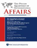 Ebook The Polish Quarterly of International Affairs 4/2017