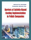Ebook Barriers of Activity-Based Costing Implementation in Polish Companies