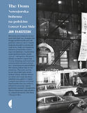 Ebook The Dom. Nowojorska bohema na polskim Lower East Side