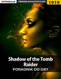 Ebook Shadow of the Tomb Raider - poradnik do gry