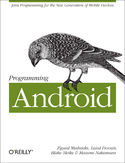Ebook Programming Android