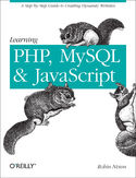 Ebook Learning PHP, MySQL, and JavaScript. A Step-By-Step Guide to Creating Dynamic Websites