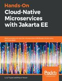 Ebook Hands-On Cloud-Native Microservices with Jakarta EE
