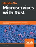 Ebook Hands-On Microservices with Rust