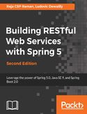 Ebook Building RESTful Web Services with Spring 5 - Second Edition