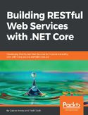 Ebook Building RESTful Web Services with .NET Core
