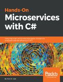 Ebook Hands-On Microservices with C#