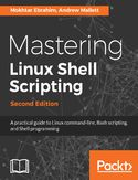 Ebook Mastering Linux Shell Scripting,
