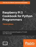 Ebook Raspberry Pi 3 Cookbook for Python Programmers
