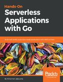 Ebook Hands-On Serverless Applications with Go