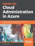 Ebook Hands-On Cloud Administration in Azure