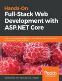 Ebook Hands-On Full-Stack Web Development with ASP.NET Core