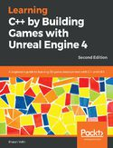 Ebook Learning C++ by Building Games with Unreal Engine 4