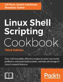 Ebook Linux Shell Scripting Cookbook - Third Edition