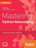 Ebook Mastering Python Networking