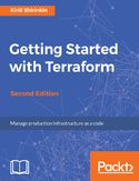 Ebook Getting Started with Terraform - Second Edition