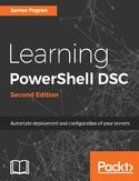 Ebook Learning PowerShell DSC - Second Edition