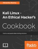 Ebook Kali Linux - An Ethical Hacker's Cookbook