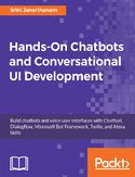 Ebook Hands-On Chatbots and Conversational UI Development