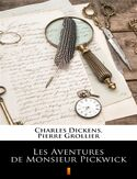 Ebook Les Aventures de Monsieur Pickwick