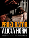 Ebook Prokurator Alicja Horn