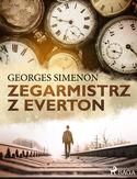 Ebook Zegarmistrz z Everton