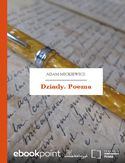Ebook Dziady. Poema