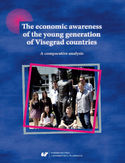 Ebook The economic awareness of the young generation of Visegrad countries. A comparative analysis