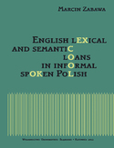 Ebook English lexical and semantic loans in informal spoken Polish