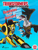 Ebook Transformers. Transformers  Robots in Disguise  Bumblebee kontra Scuzzard (#25)