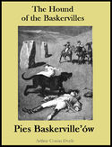 The Hound of the Baskervilles. Pies Baskerville