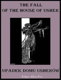 Ebook The Fall of the House of Usher;  Zagłada domu Usherów