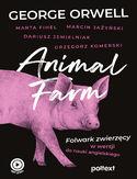 Animal Farm. Folwark zwierzęcy w wersji do nauki angielskiego