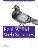 Ebook Real World Web Services. Integrating EBay, Google, Amazon, FedEx and more