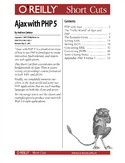 Ebook Ajax with PHP 5