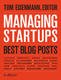 Ebook Managing Startups: Best Blog Posts